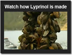 watch how lyprinol is made